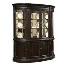 LeGrand Solid Wood China Cabinet