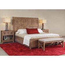 Ventura Sleigh Customizable Bedroom Set