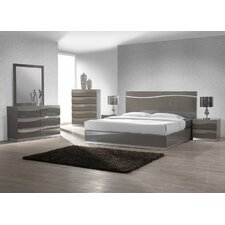 Delhi Panel Customizable Bedroom Set