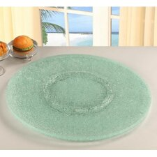 Sandwich Glass Lazy Susan