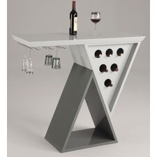 Mulberry Bar with Wine Storage