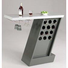 Greenwich Bar with Wine Storage
