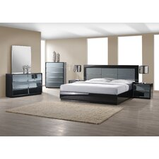 Venice Platform Customizable Bedroom Set