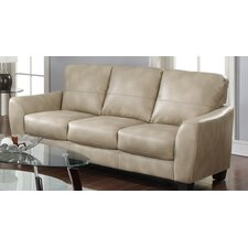 Fremont Leather Sofa