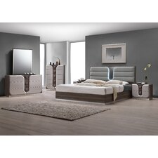 London Platform Customizable Bedroom Set