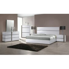 Manila Platform Customizable Bedroom Set