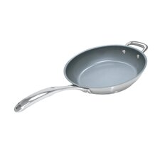"""Induction 21 Steel™ 11"""" Ceramic Coated Frying Pan"""