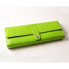 On the Go Pebble Grain Jewelry Pouch
