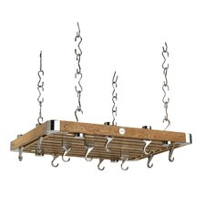 Classic Rectangular Ceiling Rack