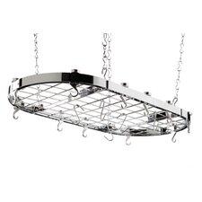 Premium Oval Ceiling Rack