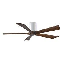 """52"""" Irene 5 Blade Hugger Ceiling Fan"""