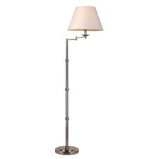 "Swing Arm 59"" Floor Lamp"