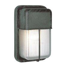 1 Light Outdoor Bulkhead Light