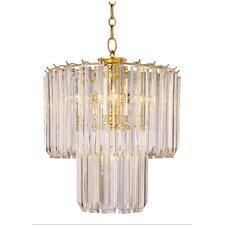 5 Light Crystal Chandelier
