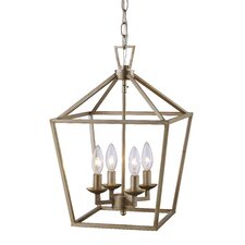 Lacey 4 Light Foyer Pendant