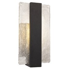 Vogue 1 Light Outdoor Wall Sconce