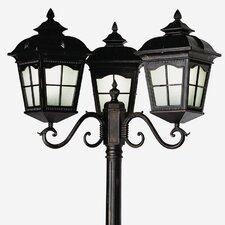 Outdoor 3 Light Post Light