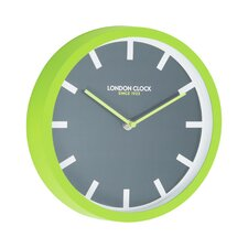 Pop 25cm Rubberised Wall Clock