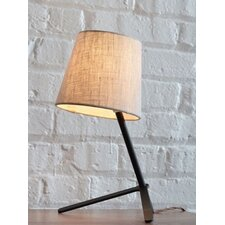 "Tokyo I 8"" H Table Lamp with Empire Shade"