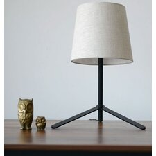 """Tokyo II 18"""" H Table Lamp with Empire Shade"""