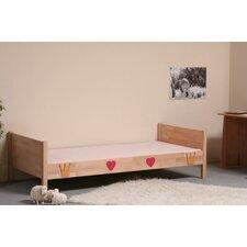 Einzelbett Prinzessin, 90 x 200 cm