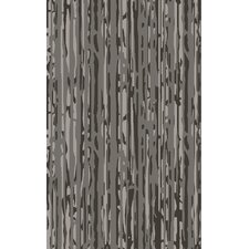 Modern Classics Black & Light Gray Area Rug