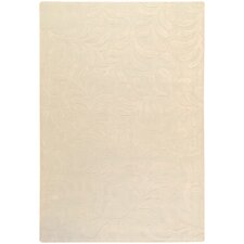 Sculpture Ivory Area Rug