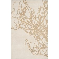 Modern Classics Peach Cream/Tan Rug