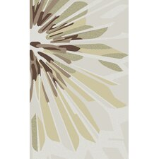 Modern Classics Oyster Gray/Brown Area Rug