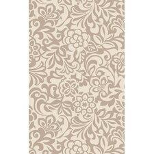 Modern Classics Winter White/Parchment Area Rug