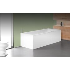 "Puro Duo 71"" x 31"" Bathtub"