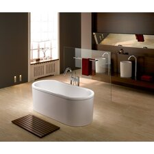 "Centro Duo 71"" x 32"" Soaking Bathtub"