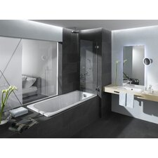 "Dyna 63"" x 28"" Soaking Bathtub"