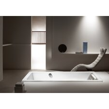 "Puro 63"" x 28"" Soaking Bathtub"