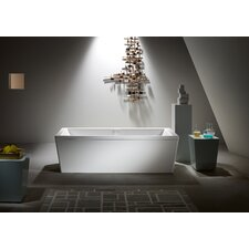 "Conoduo 75"" x 35"" Soaking Bathtub"