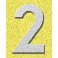"""Hausnummer """"2"""""""