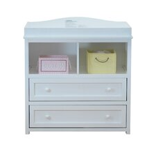 Leila 2 Drawer Changing Dresser