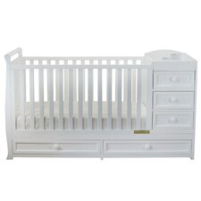 Daphne I 2-in-1 Convertible Crib and Changer