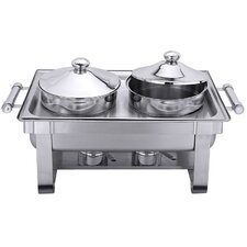 Chafing-Dish Suppenstation
