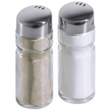 Ersatzgläser für Salz / Pfeffer