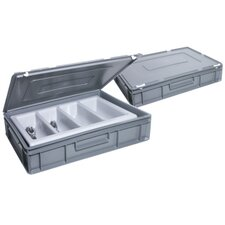 60cm x 40cm Transportbehälter für Besteckkasten