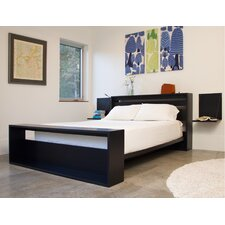 Lineground Slat Panel Bed