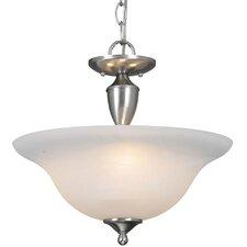 Centennial 3 Lights Convertible Inverted Pendant