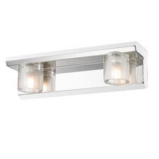 Max 2 Light Bath Vanity Light
