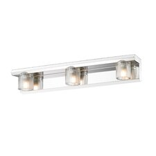 Max 3 Light Bath Vanity Light