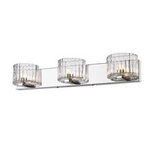 Clara 3 Light Bath Vanity Light