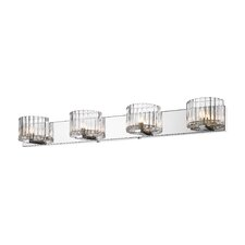 Clara 4 Light Bath Vanity Light