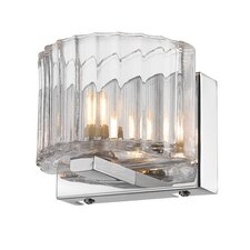 Cassidy 1 Light Wall Sconce