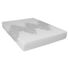 "Rossmore 9"" Memory Foam Mattress"