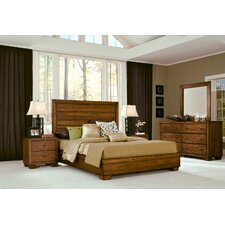 Chelsea Park Platform Customizable Bedroom Set